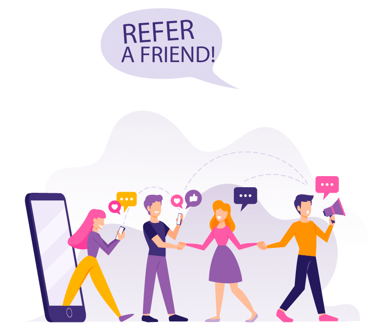 Referrals, Work with Us